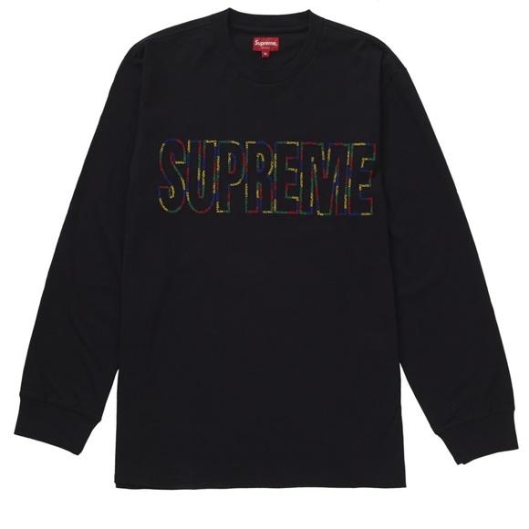 deb4566d Supreme Shirts   International Long Sleeve Tee   Poshmark